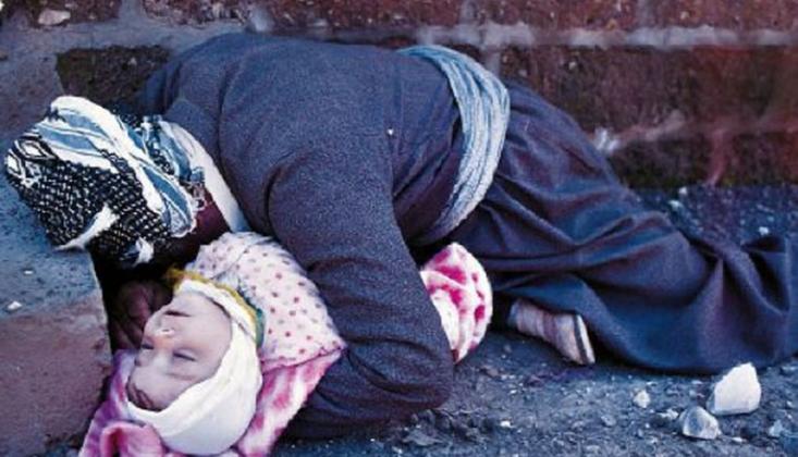 Halepçe'de Kimyasal Bombardımanın Yıldönümü