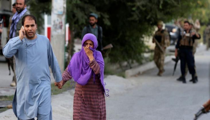 Afganistan'da Seçim Süreci Kanlı Başladı