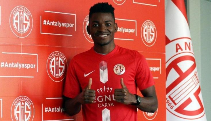 Sporting Lizbon'dan Antalyaspor'a…