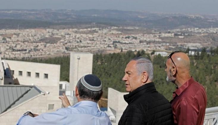 İsrail, Trump Gitmeden İşgalini Büyütmeye Başladı!