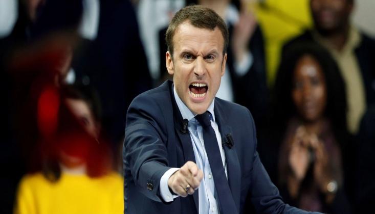 Bern Yönetimi Vazgeçti, Macron Görüşmeyi Askıya Aldı