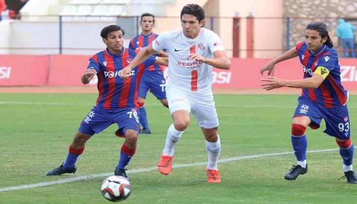 Antalyaspor Kupada Turladı