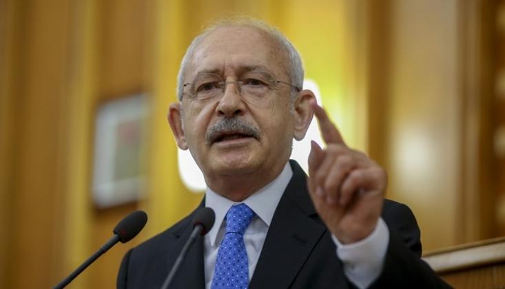 Kılıçdaroğlu: 306 Kadın Örgütünün Temsilcilerinden 5 Talep Var