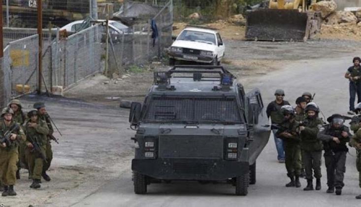 Siyonistlerin Saldırısında Onlarca Filistinli Yaralandı
