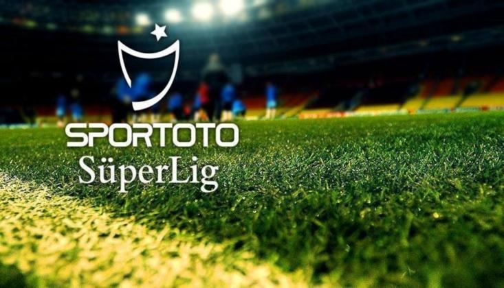 Süper Lig'de Puan Durumu! Zirve Hattı Alev Aldı