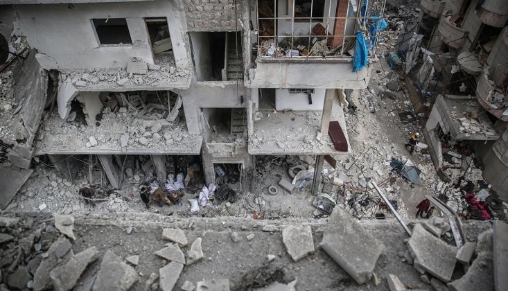 Rusya Savunma Bakanlığı: Tel Rıfat'ta 5 Sivil Öldü