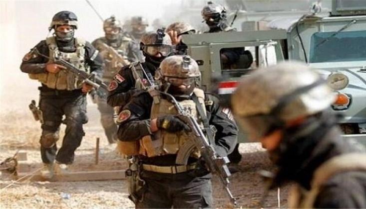 Kerkük'te 6 IŞİD Üyesi Gözaltına Alındı