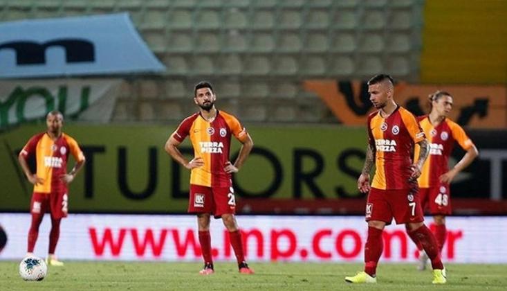 Galatasaray'ın İlk 2'ye Girme Şansı Kalmadı