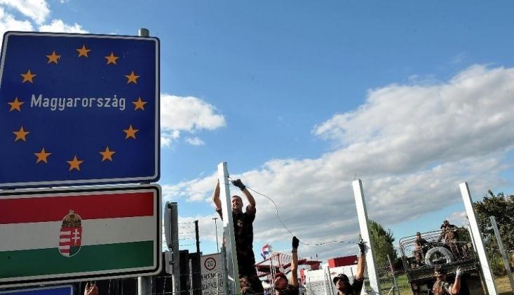 Macaristan'da Ölüm Tehlikesi Yaşayan Sığınmacılar Kurtarıldı
