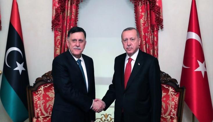 Libya: Türkiye İle İmzalanan Mutabakat Yürürlüğe Girdi