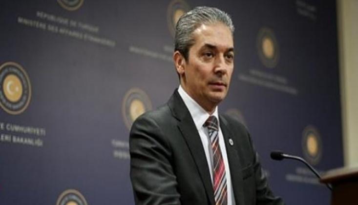 Türkiye'den Yunanistan'a Cevap