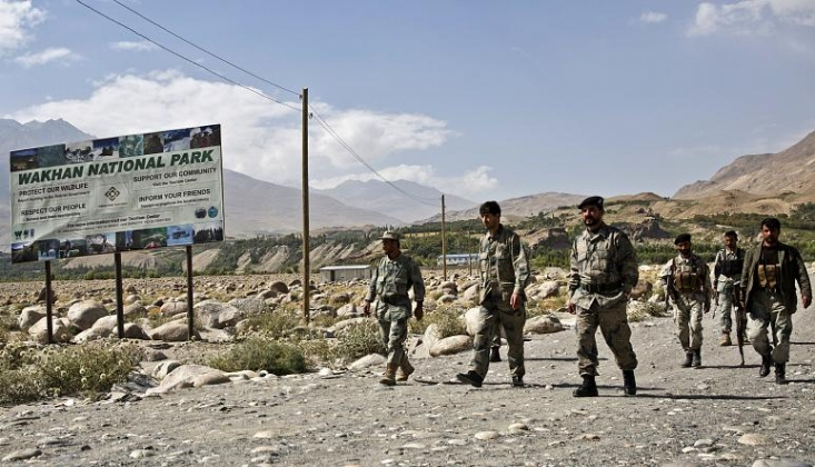 Tacikistan Sınırına Takviye Güç