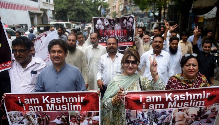 Hindistan'ın Keşmir Hamlesine Pakistan'dan Yanıt