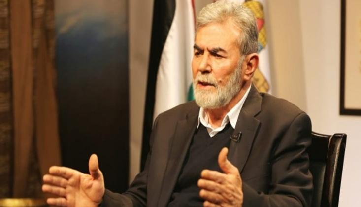 Filistin İslami Cihad Hareketi Liderinin Diliyle, Hareketin İran İle Olan İlişkileri
