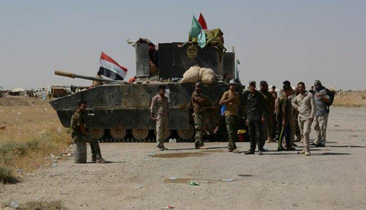Irak'ta IŞİD Operasyonları: 40 Militan Yakalandı