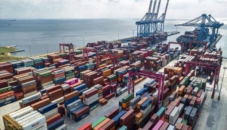 Ekonomide Çarklar Yavaşladı, Dış Ticaret Açığı Azaldı