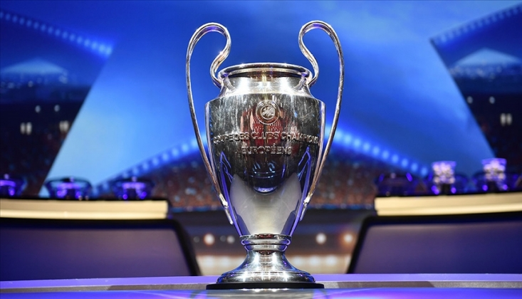 UEFA Şampiyonlar Ligi'nde Toplu Sonuçlar