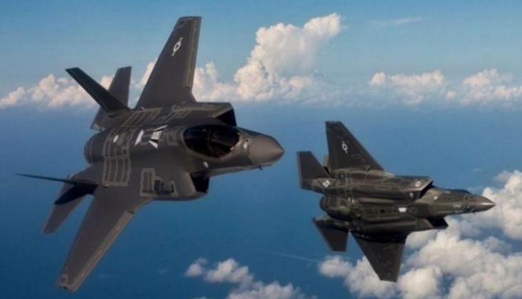 Türkiye F-35'e Dönmek İçin Lobi Şirketiyle Anlaştı