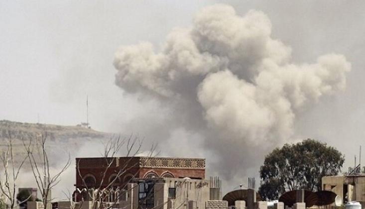 Arabistan'ın Yemen'e Yönelik Saldırıları Sürüyor