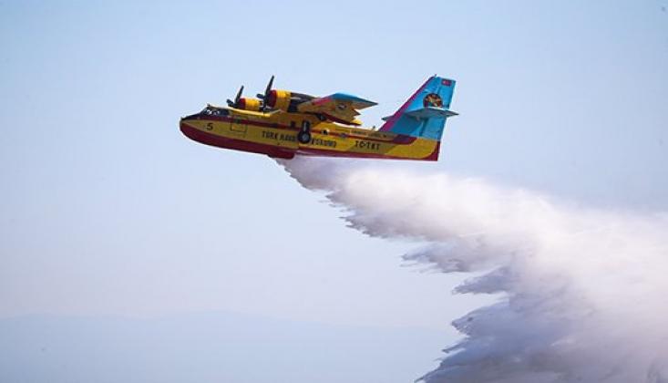 'Uçaklar Bilerek Geç Müdahale Ediyor'
