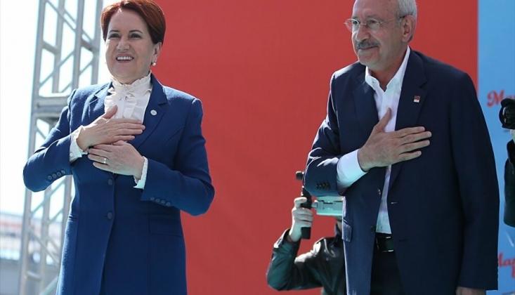 CHP ve İYİ Parti'den Ortak Açıklama