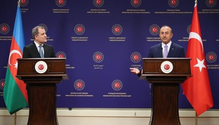 Azerbaycan Dışişleri Bakanı: Ermenistan Terörist Düşünceye Sahip