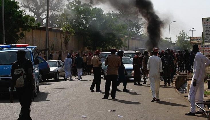 Nijerya'da 27 Bin Kişi Yerinden Edildi