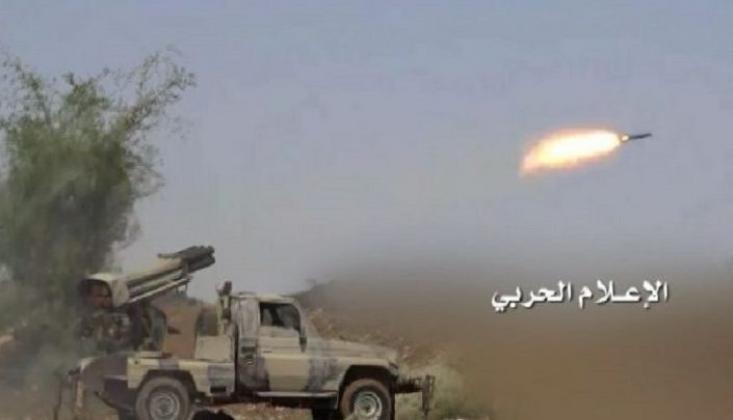 Yemen Birlikleri, Suudi Koalisyon Komuta Merkezini Vurdu