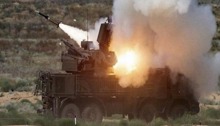 Irkçı İsrail'den Suriye'ye Füze Saldırısı