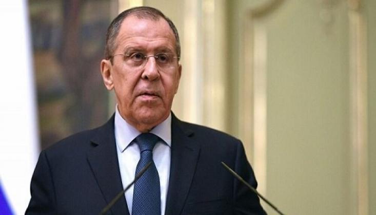 Lavrov'dan 'Afganistan' Açıklaması