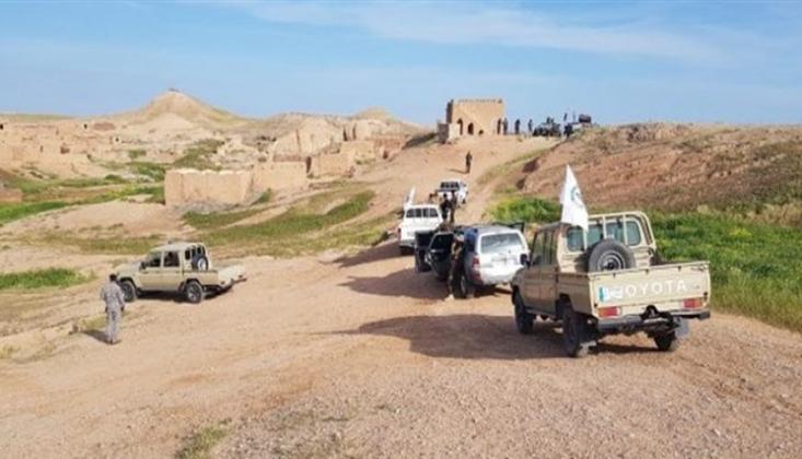 Haşdi Şabi Güçleri, Musul'da 6 Köyü Daha Teröristlerden Temizledi