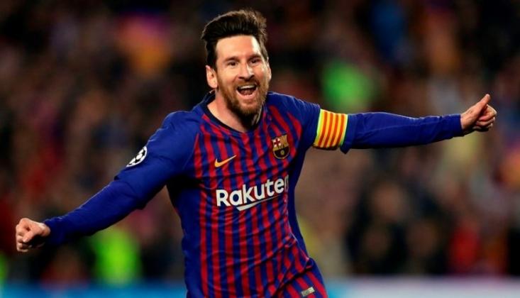 Messi: Artık Gol Atmayı Daha Az Kafaya Takıyorum