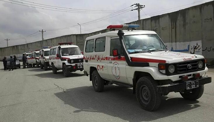 Kabil'de 1 Saat Arayla İki Bombalı Saldırı