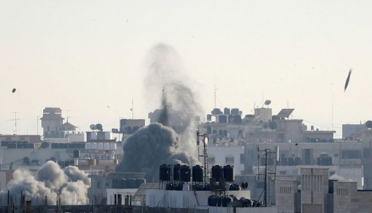 İsrail İzzeddin el-Kassam Tugaylarını Hedef Aldı
