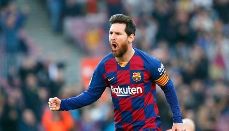 Barcelona'dan Flaş Lionel Messi Açıklaması!