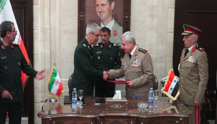 Şam-Tahran Arasındaki Anlaşma Dengeleri Değiştirdi