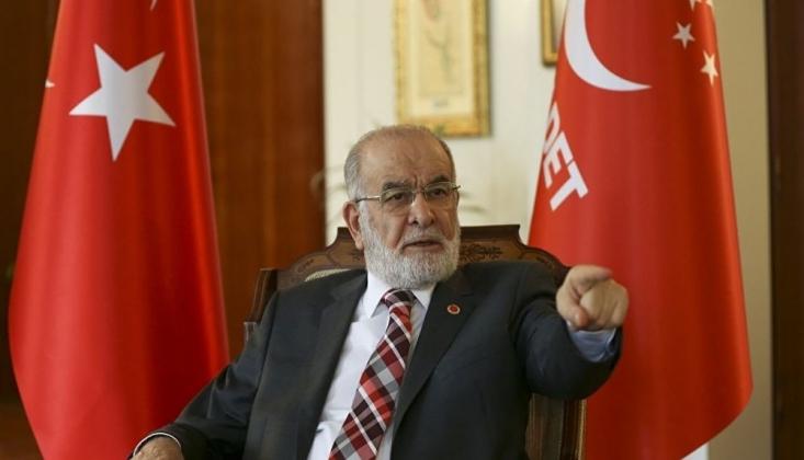 İçişleri Bakanlığından Karamollaoğlu'na Terör Damgası