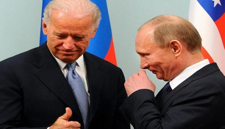 Putin Biden'in Davetine Cevap Verdi