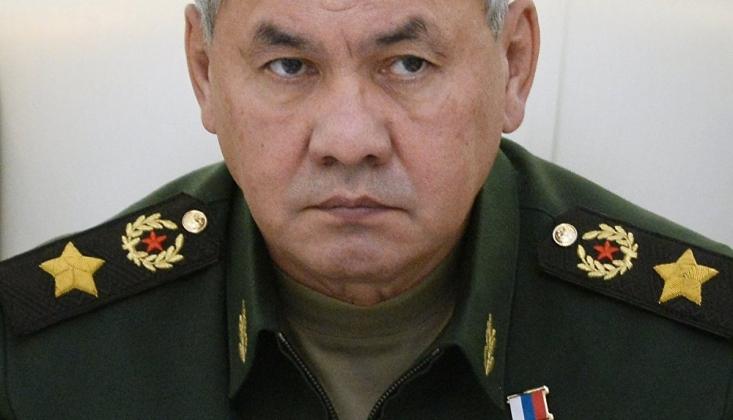 Rusya Savunma Bakanı'ndan Barış Pınarı Harekatına Eleştiri