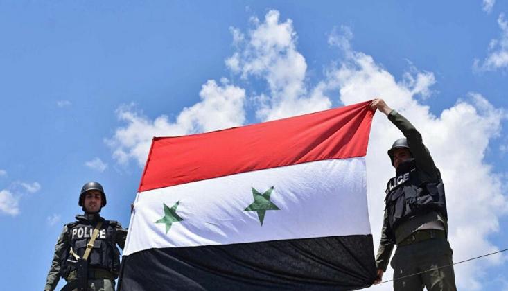 Suriye Dışişleri'nden BM'ye Mektup