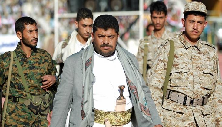 Muhammed Ali el-Husi: İşgal Değil, Adil Bir Çözüm İstiyoruz