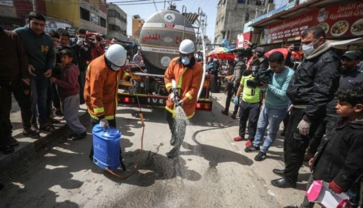 Gazze Şeridi'nde Koronavirüs Korkusu