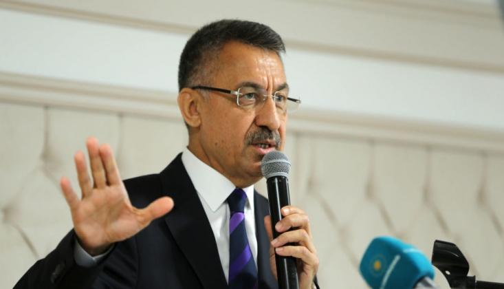 Oktay: Doğu Akdeniz'deki Arama Faaliyetlerine Devam Edeceğiz