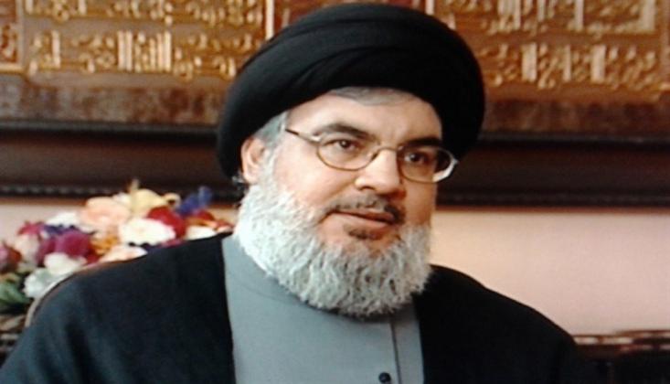 Nasrallah: Suriye Direnişin Sütunlarından Biri