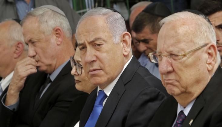 İsrail'de Netanyahu'nun Ardından Gantz da Hükümeti Kuramadı