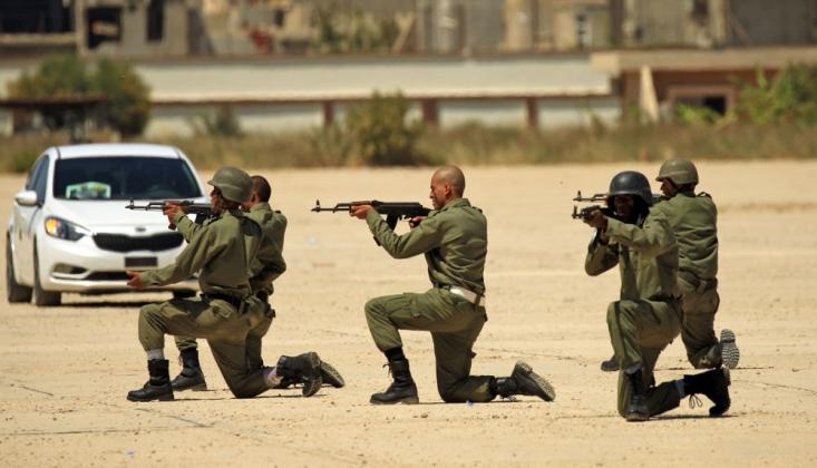 BAE'den Türkiye'nin Libya'ya Asker Gönderme Kararına Tepki