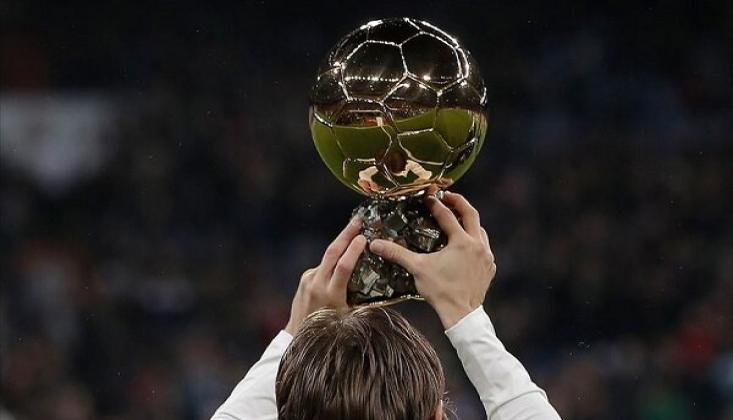 2019 Altın Top Ödülü İçin Geri Sayım Başladı