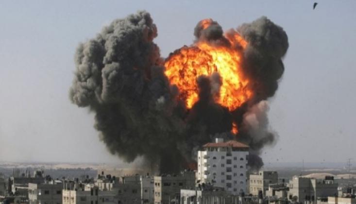 Teröristler Halep'e Saldırdı