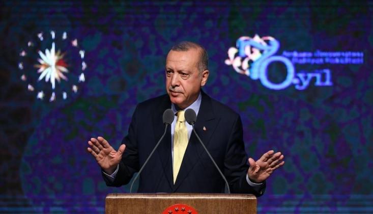 Erdoğan: Bağdadi'nin Hanımını Yakaladık Yaygara Yapmadık