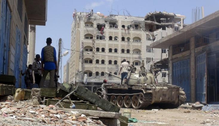 Yemen'de Devrik Lider Hadi ve BAE Destekli Güçler Arasındaki Çatışmalar Yeniden Başladı